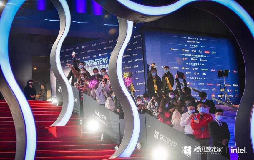"""腾讯游戏家盛典:一次传递游戏""""正向价值""""的盛会"""
