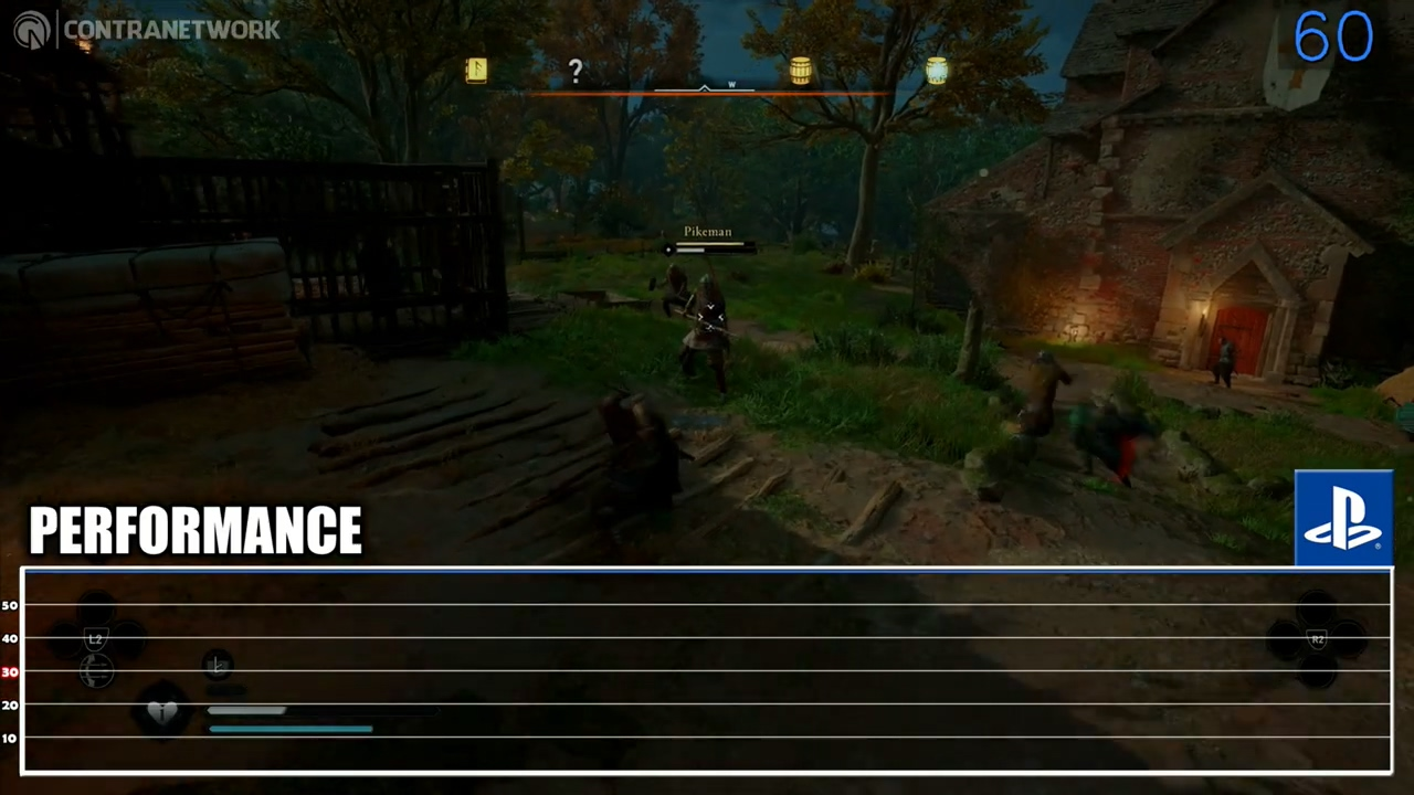 《刺客信条:英灵殿》更新后 PS5和XSX版出现性能问题