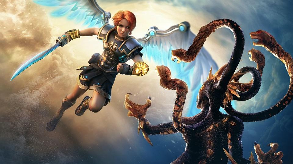 育碧《渡神纪》多段实机演示释出 游戏玩法大公开