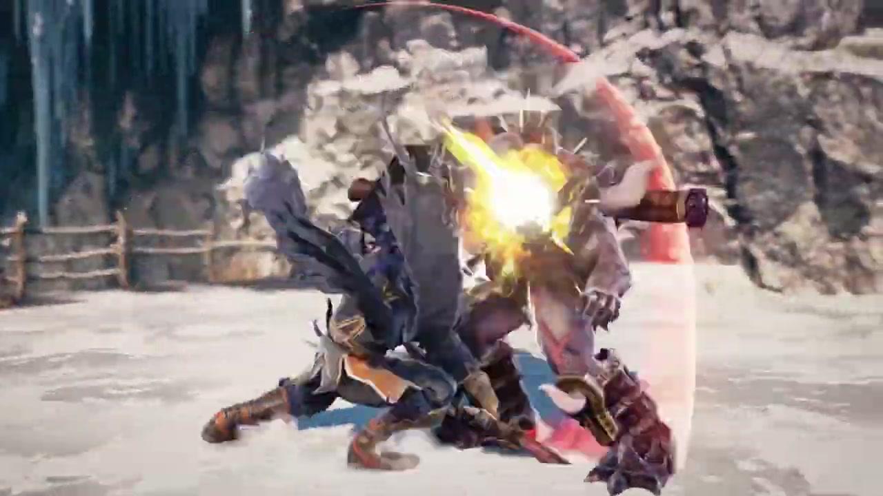 黄星京将作为《灵魂能力6》新DLC角色回归