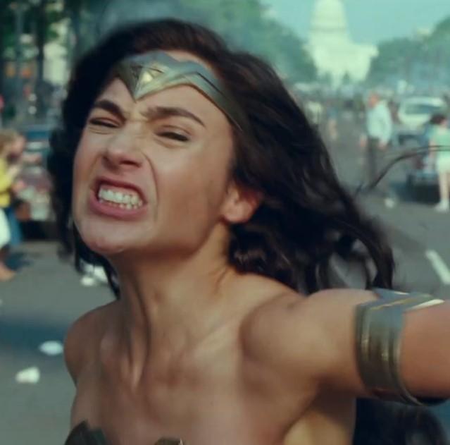 """《神奇女侠1984》新""""守护世界""""预告 12月18日国内上映"""