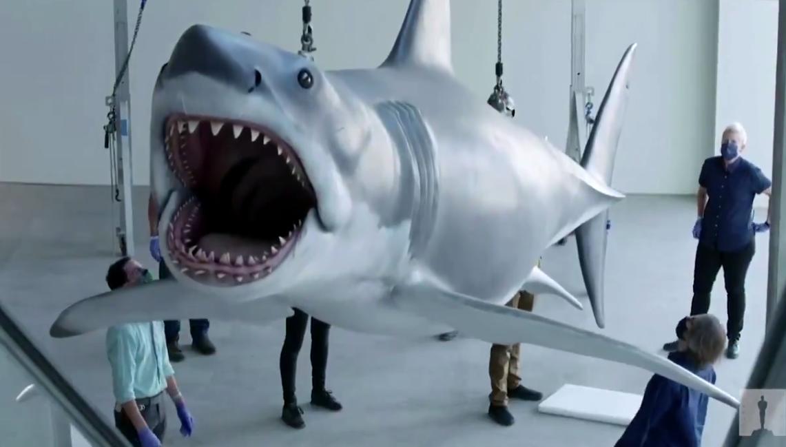 斯皮尔伯格名作《大白鲨》原型模型重见天日 进