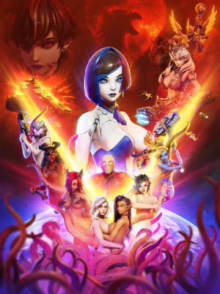马头社《Subverse》新49分钟实机演示 2021年第一季度登陆Steam