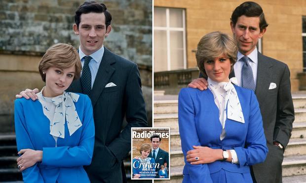 太多虚构!英国要求Netflix给《王冠》加虚构声明
