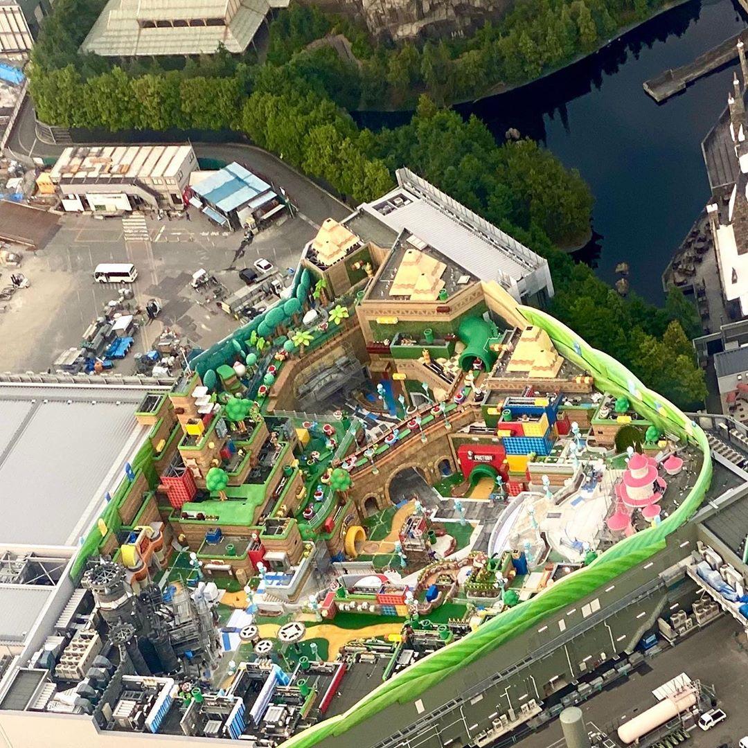 超级任天堂国际主题乐园确认21年2.4日开业 初次揭露内景