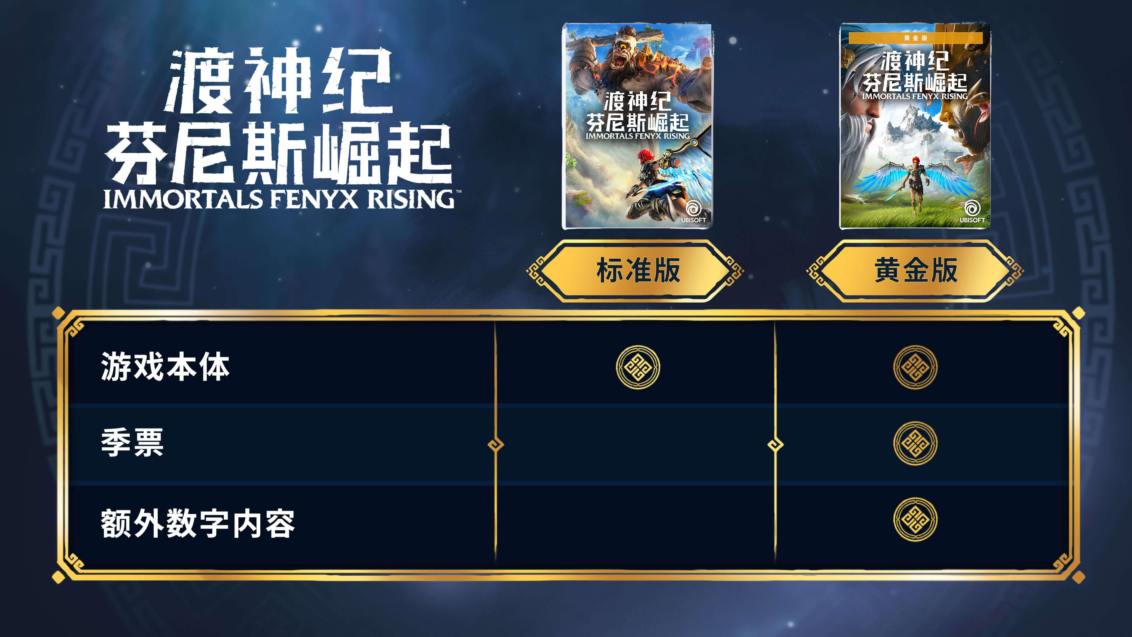 《渡神纪:芬尼斯崛起》将于12月1日0点开放预载