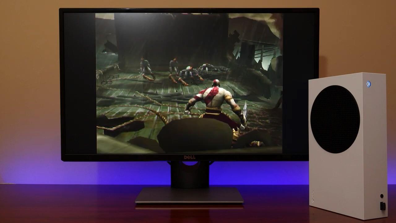 通过模拟器 你可以在XSS上很好地游玩索尼PS2游戏