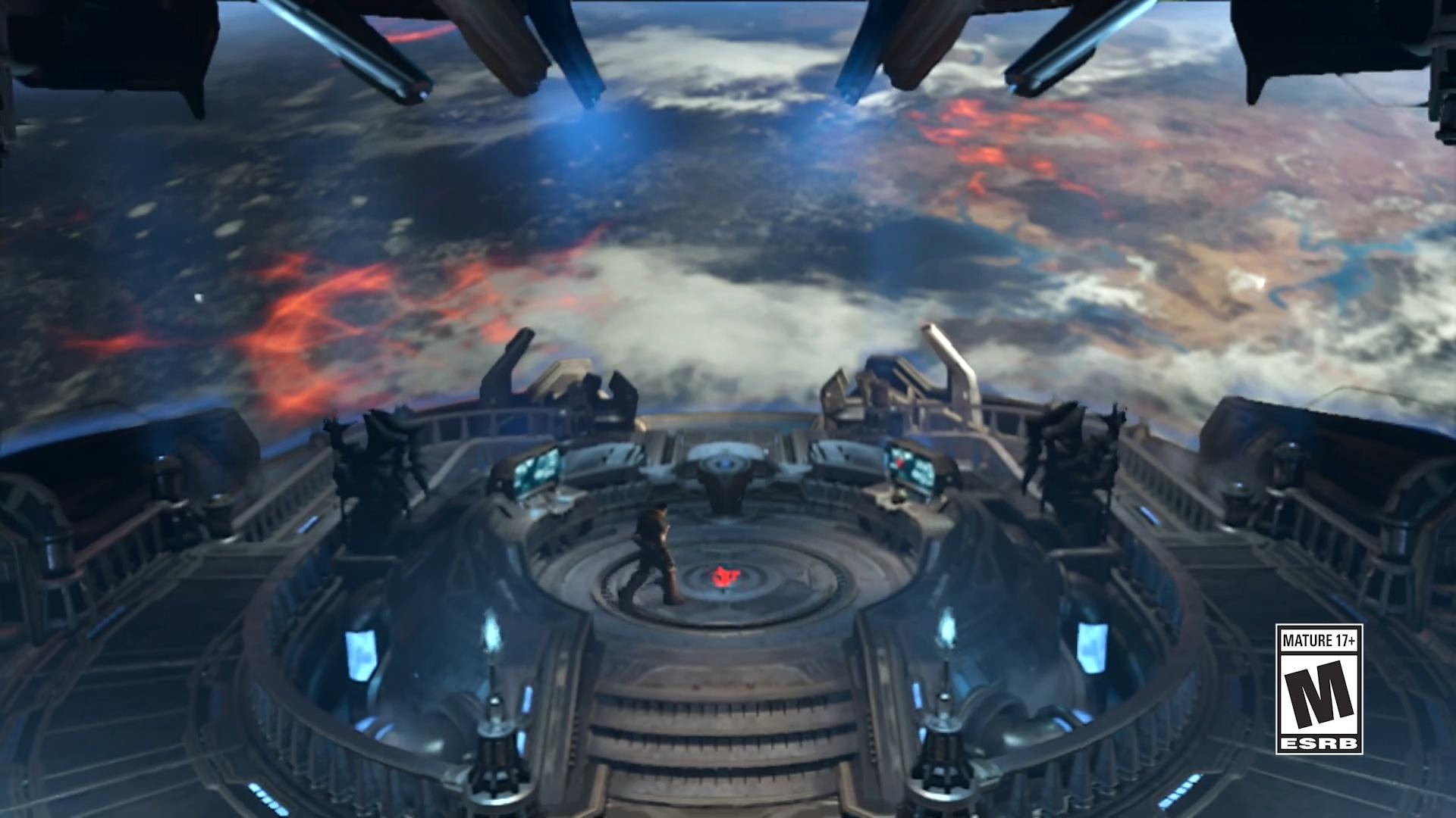 《毁灭战士:永恒》12月8日登陆NS 上市预告发布