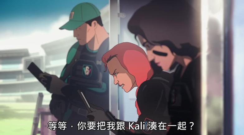 """《彩虹六号:围攻》""""霓虹曙光行动""""动画短片公开"""