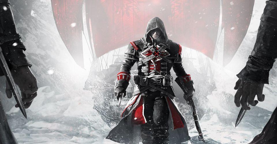 玩家用《荒野大镖客OL》亚瑟·摩根还原《刺客信条:叛变》谢伊