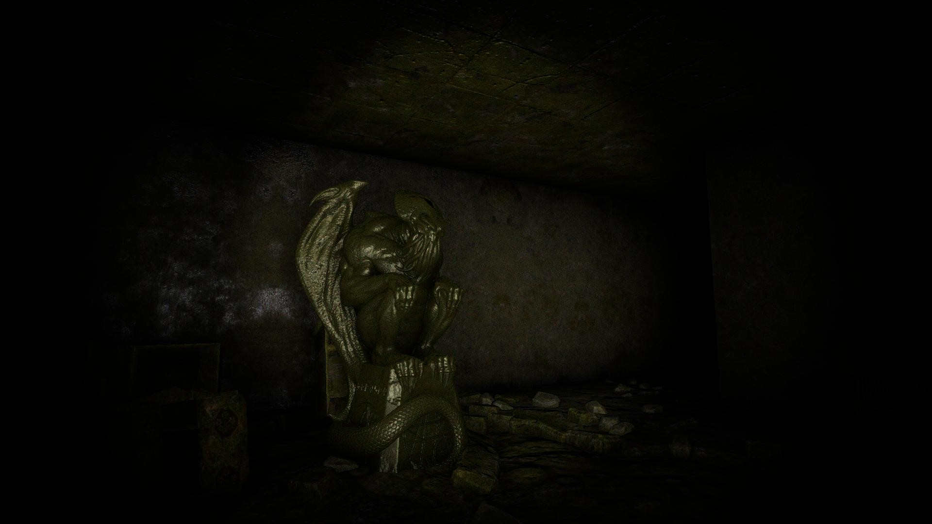 恐怖生存游戏《逃脱》上架Steam 直面远古邪神