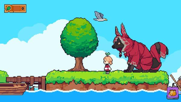 休闲建造游戏《路纳的钓鱼花园》明年3月登陆Steam 支持中文
