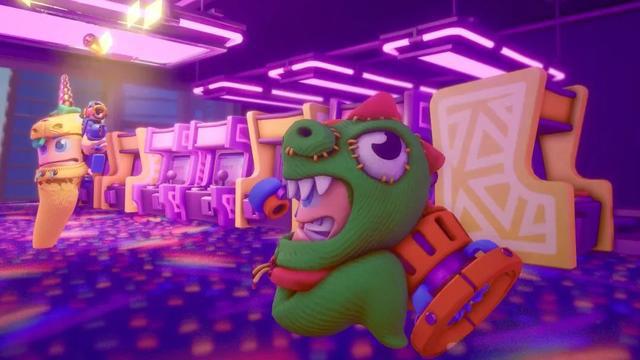 《百战天虫:大混战》正式发售 网易UU加速器带你体验卡通吃鸡乱斗