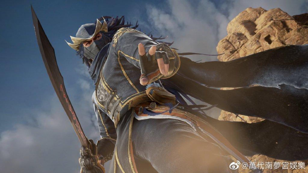 《灵魂能力6》黄星京即将上线 新内容截图公开