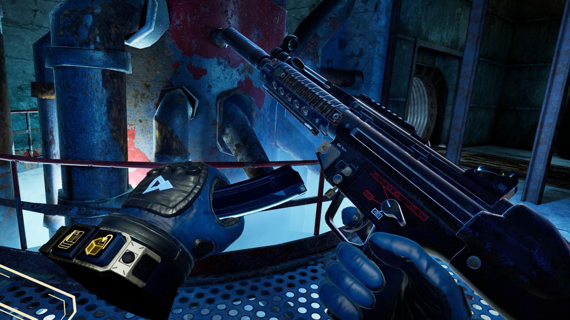 《废土3》开发商VR游戏《霜点VR:试炼场》已在Steam发售