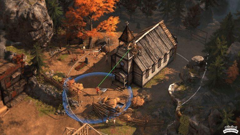 《赏金奇兵3》开发商公布新作 采用自发行计划