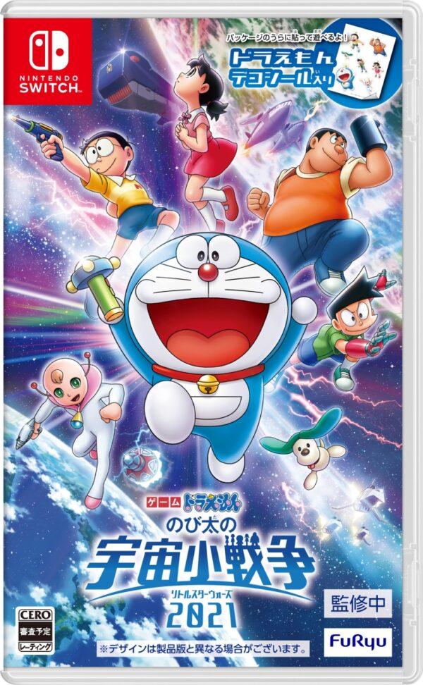 21新版《哆啦A梦:大雄的宇宙小战争》将改编游戏