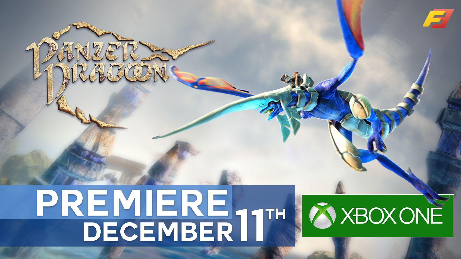 《铁甲飞龙:重制版》将于12月11日登陆XboxOne平台
