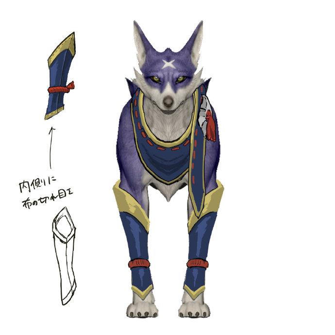 《怪物猎人:崛起》新设定图 公开更多猫狗随从细节