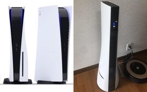 台湾老哥谎称PS5是空气净化器 被老婆发现后只能低价卖掉