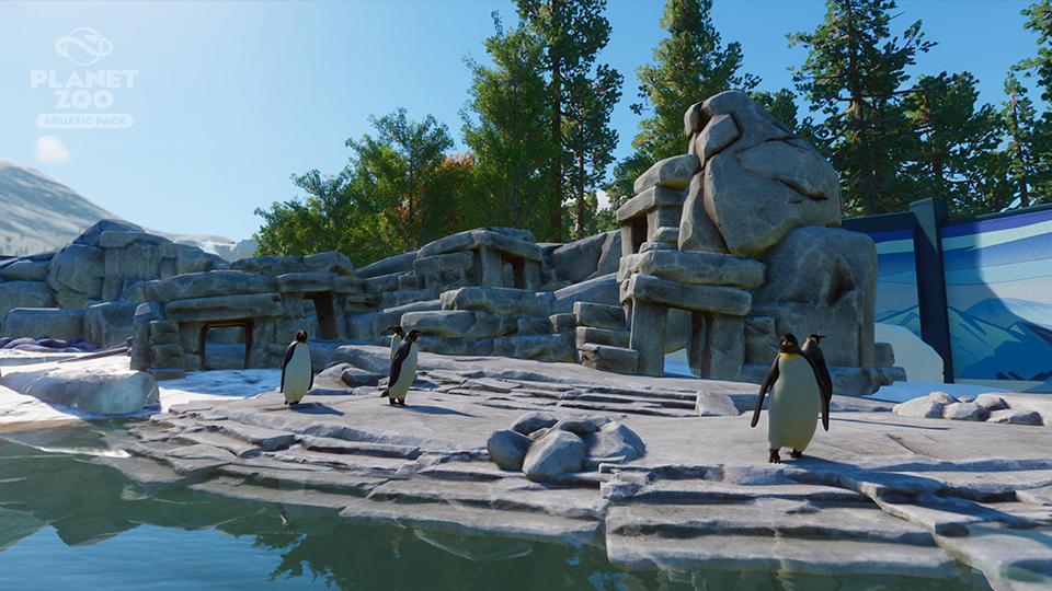 《动物园之星》公布新DLC预告 帝企鹅等生物将登场