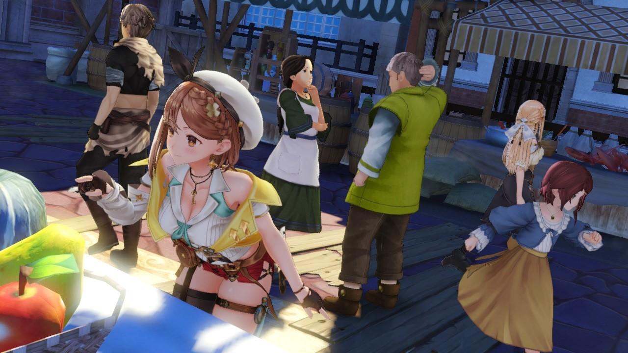 《莱莎2》中文剧情动画释出 12月3日发售在即