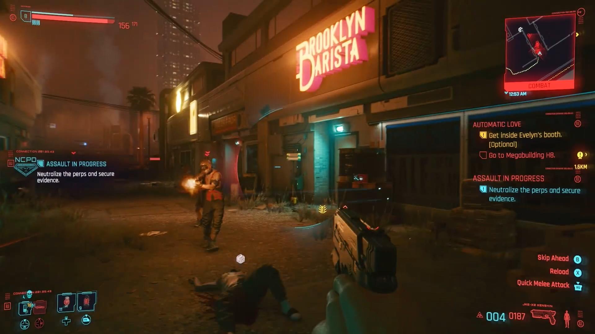 《赛博朋克2077》拍照模式预告 记录夜之城精彩瞬间