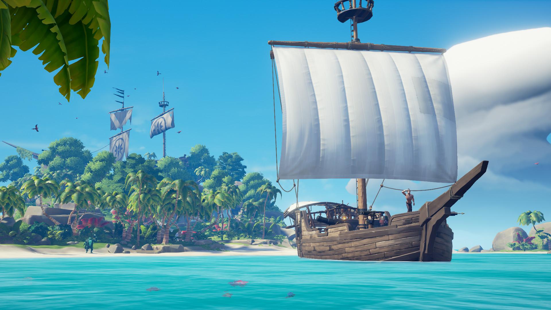 《盗贼之海》2020年独特玩家超千万 每3个月推出内容大更新