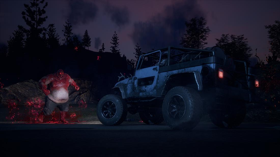 《腐烂国度2》年终更新:致命地带难度和XSX|S优化