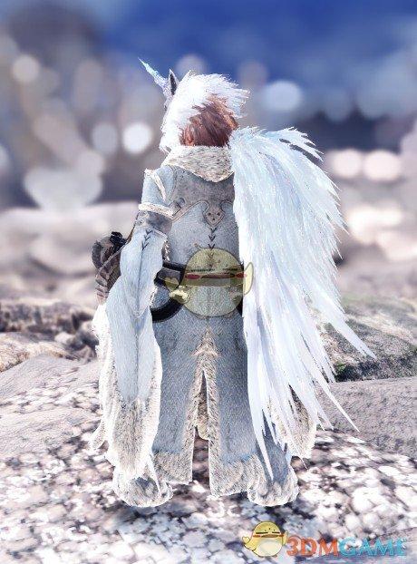《怪物猎人:世界》怪物化麒麟套装MOD