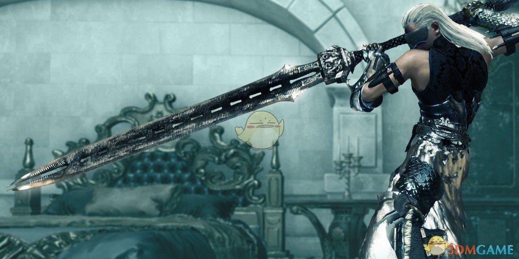 《怪物猎人:世界》机械斩斧MOD