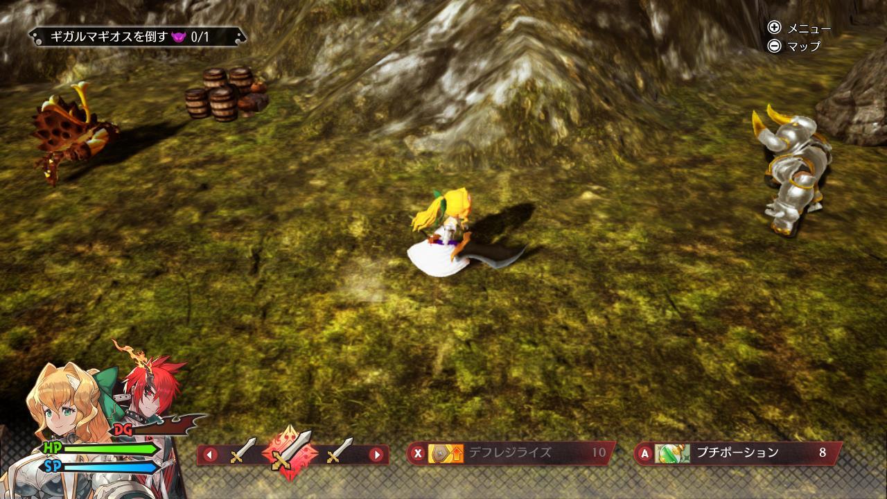 魔剑创造ARPG《Maglam Lord》新图公开 展示战斗细节