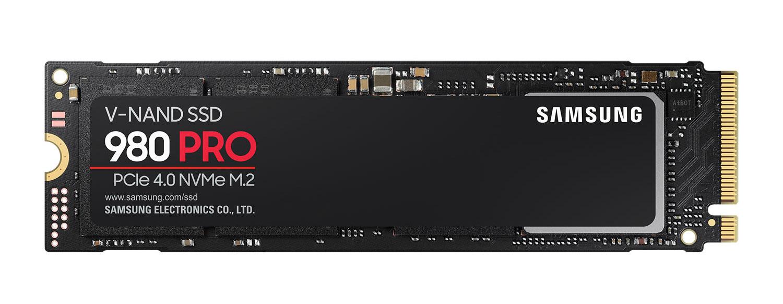三星980 PRO 2TB行将上市 为数不多的大容量PCIe Gen 4固态