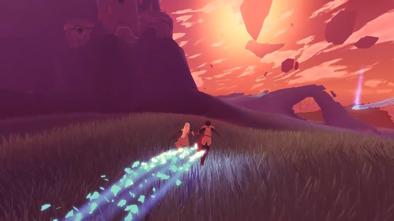 太空情侣冒险游戏《Haven》现已上市