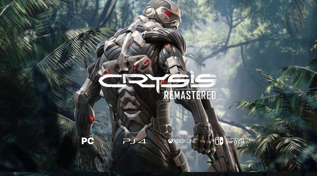 《孤岛危机:重制版》PS4版更新 添加简/繁体中文字幕