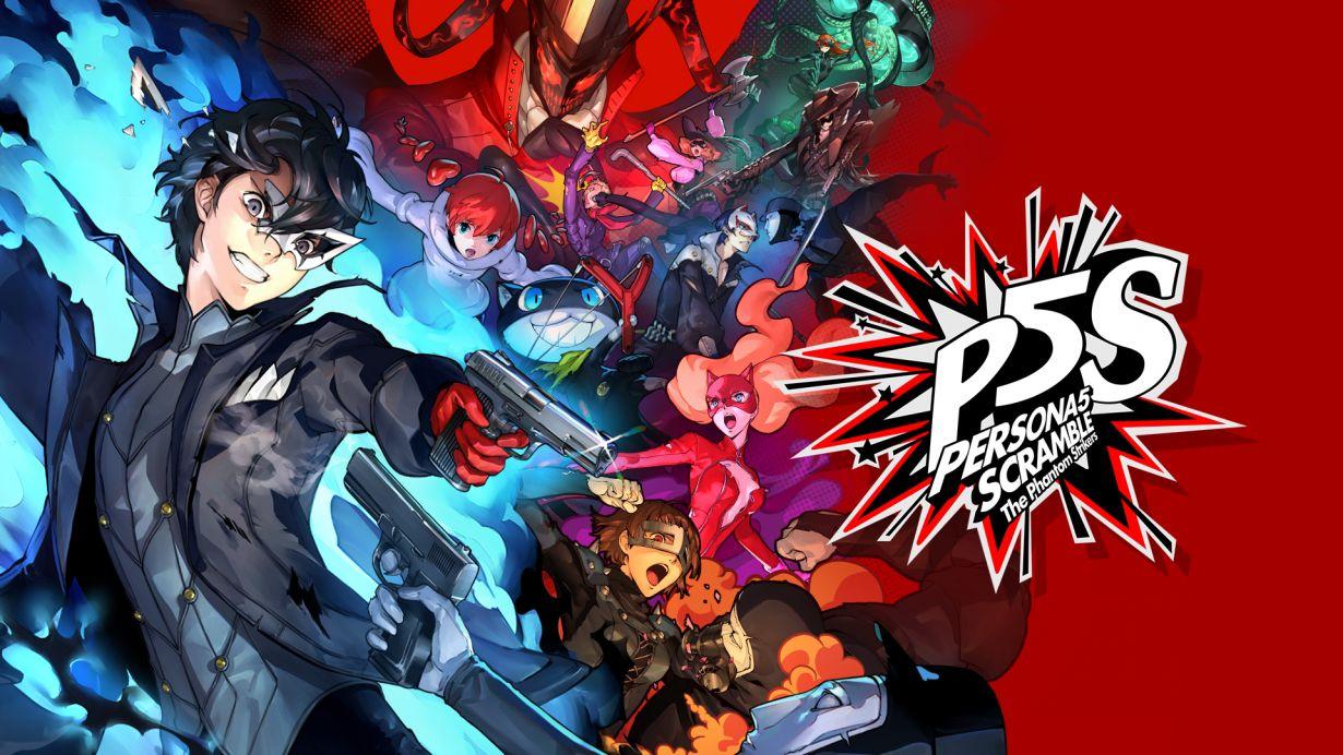 《女神异闻录5S》欧美版下一年2月登陆NS/PS4/Steam 预告揭露