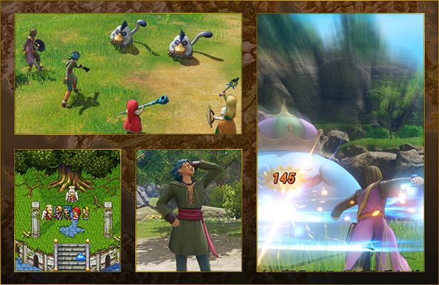 《勇者斗恶龙11S终极版》Steam售价284元 原版遭下架