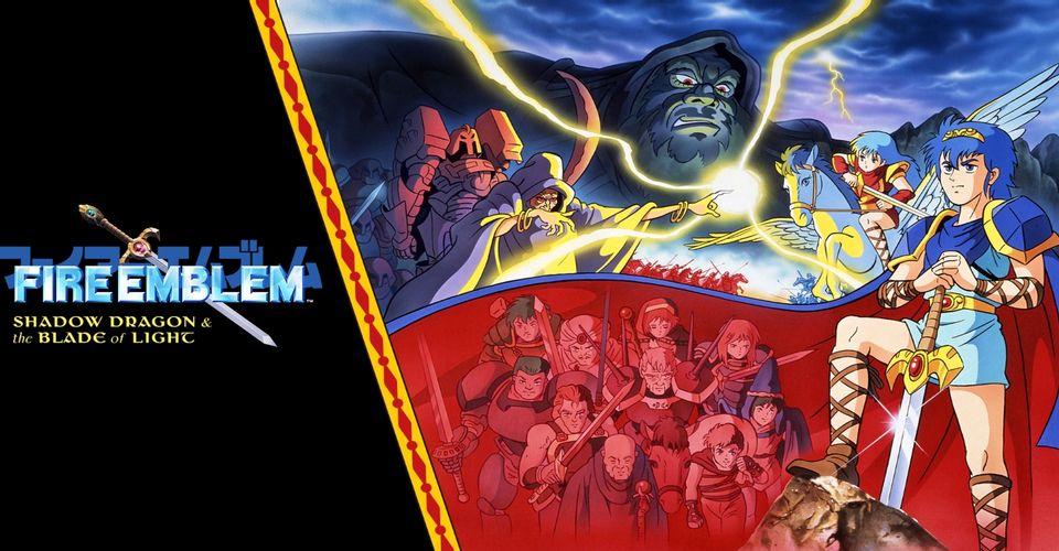原版《火焰纹章:暗黑龙与光之剑》现已重新发售
