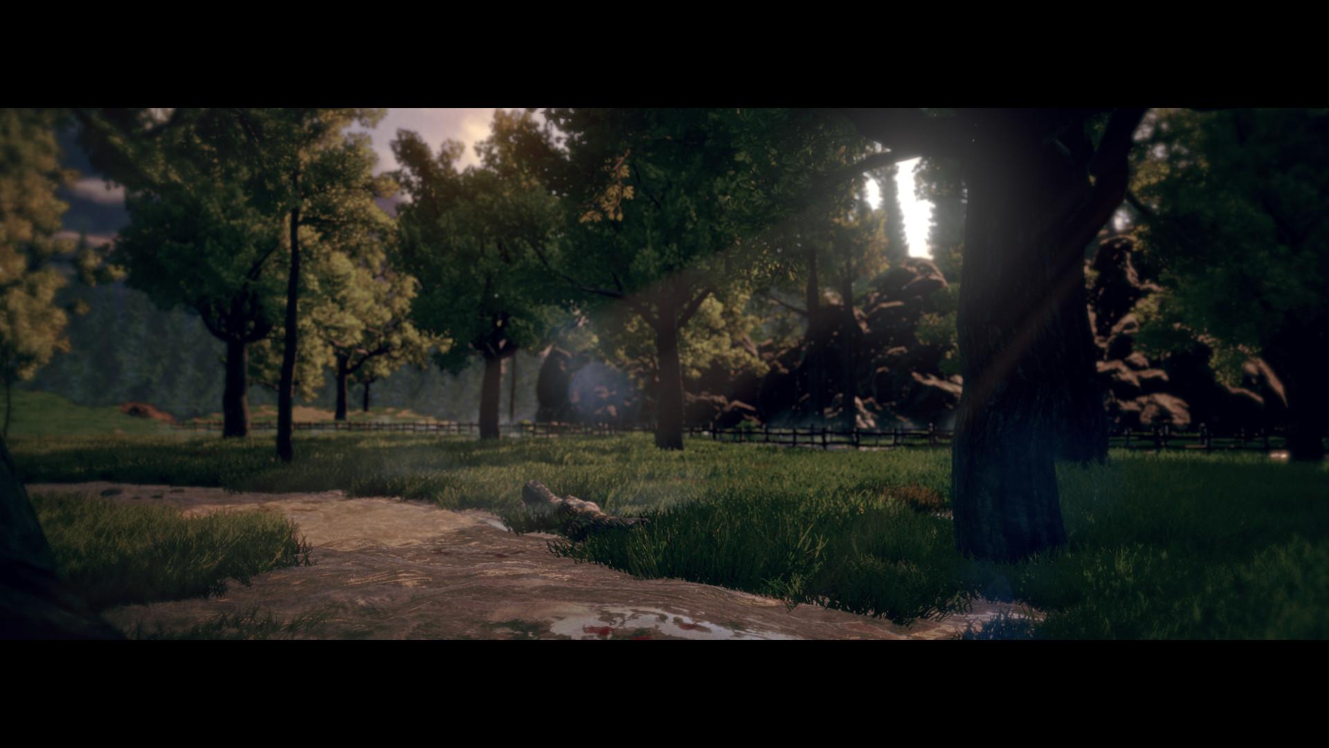 一个高中生开发的第一人称叙事游戏《死境之夏》免费登陆了Steam