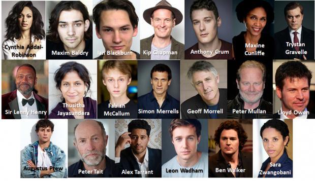 《指环王》电视剧新增20名演员 目前正在新西兰拍摄