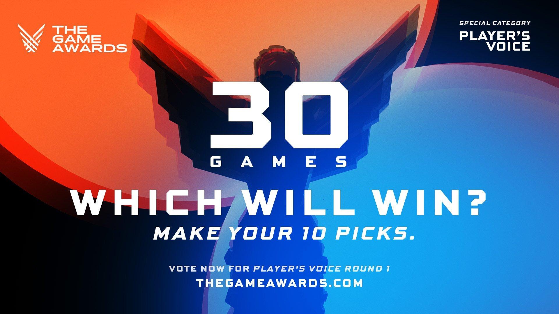 2020年TGA玩家之选奖进入最终角逐 《对马岛之鬼》继续领先