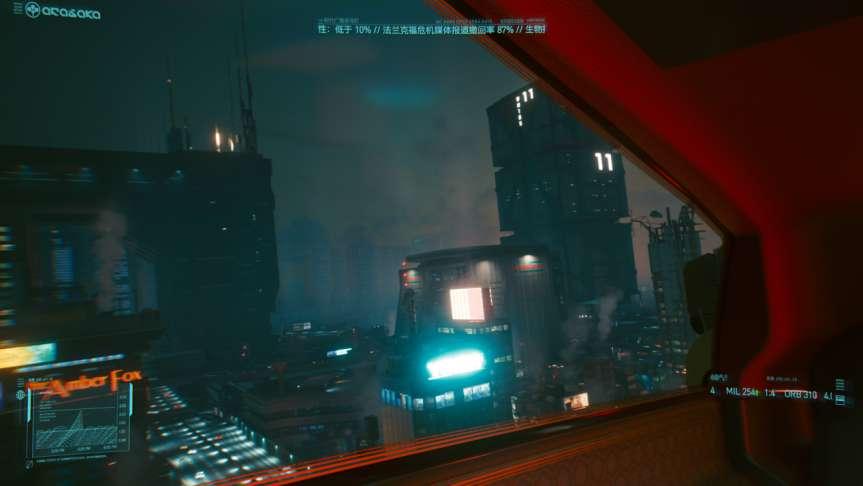 《赛博朋克2077》评测:一次与未来的近距离接触