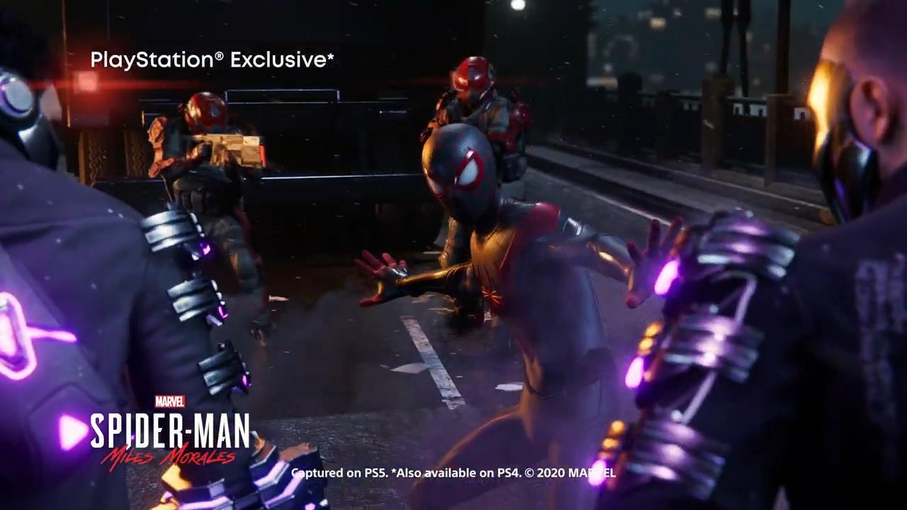 PS5游戏阵容最新宣传片 多款游戏将限时独占