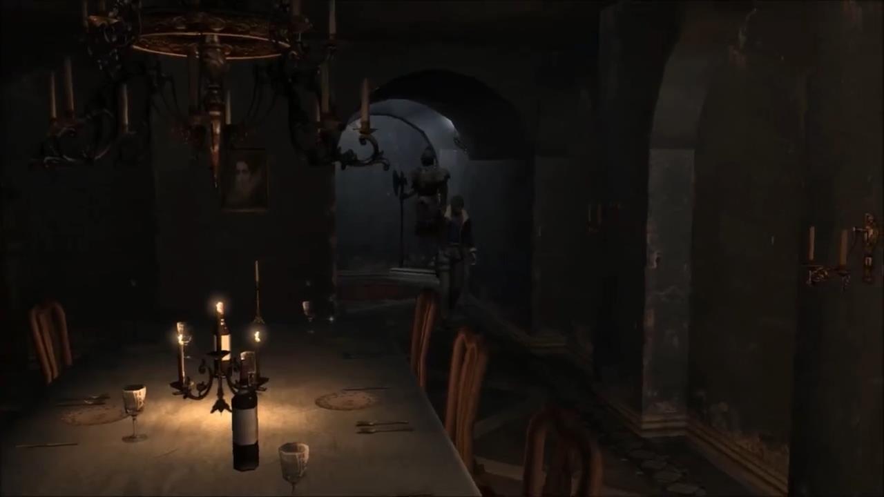 粉丝自制《生化危机3.5》重现城堡 游戏演示公布