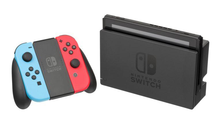 黑色星期五switch主机在西班牙大卖 占72%市场份额