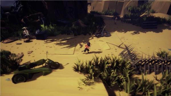 国产独立游戏《余烬》上架steam 冒险解谜题材创新之作