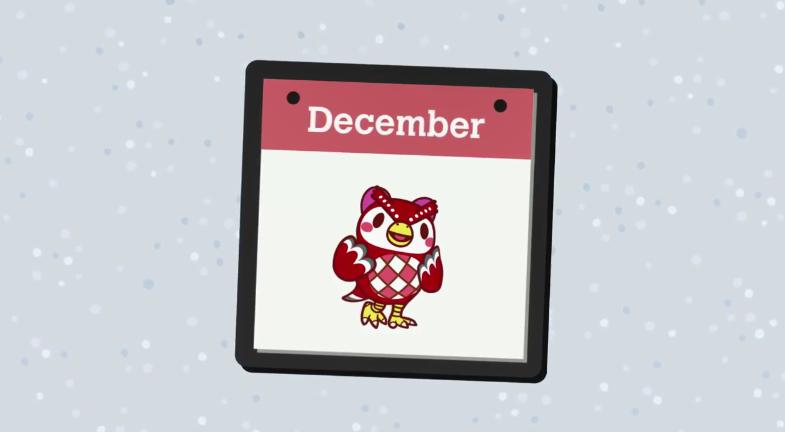 《集合啦!动物森友会》12月宣传片公开 节日气息将更为浓厚
