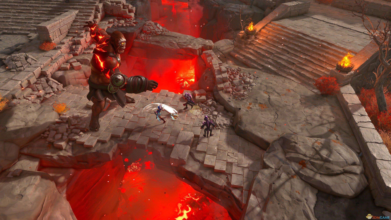 《渡神纪:芬尼斯崛起》烈火与闪电任务宝箱位置一览