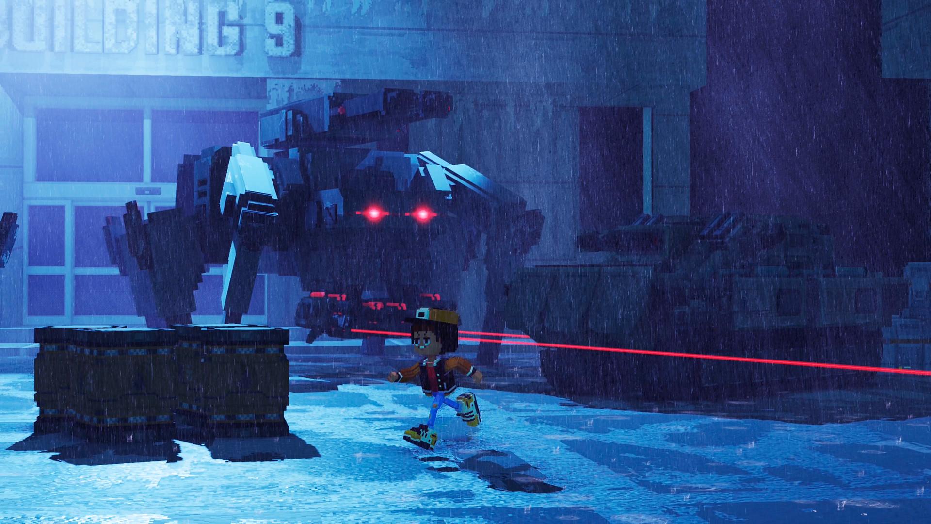 回合制战斗《回声世代》实机演示 明年发售主机版Xbox独占