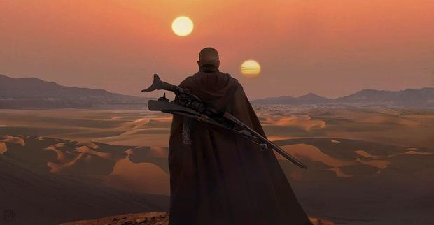 赏金猎人波巴·菲特现身《曼达洛人》第二季